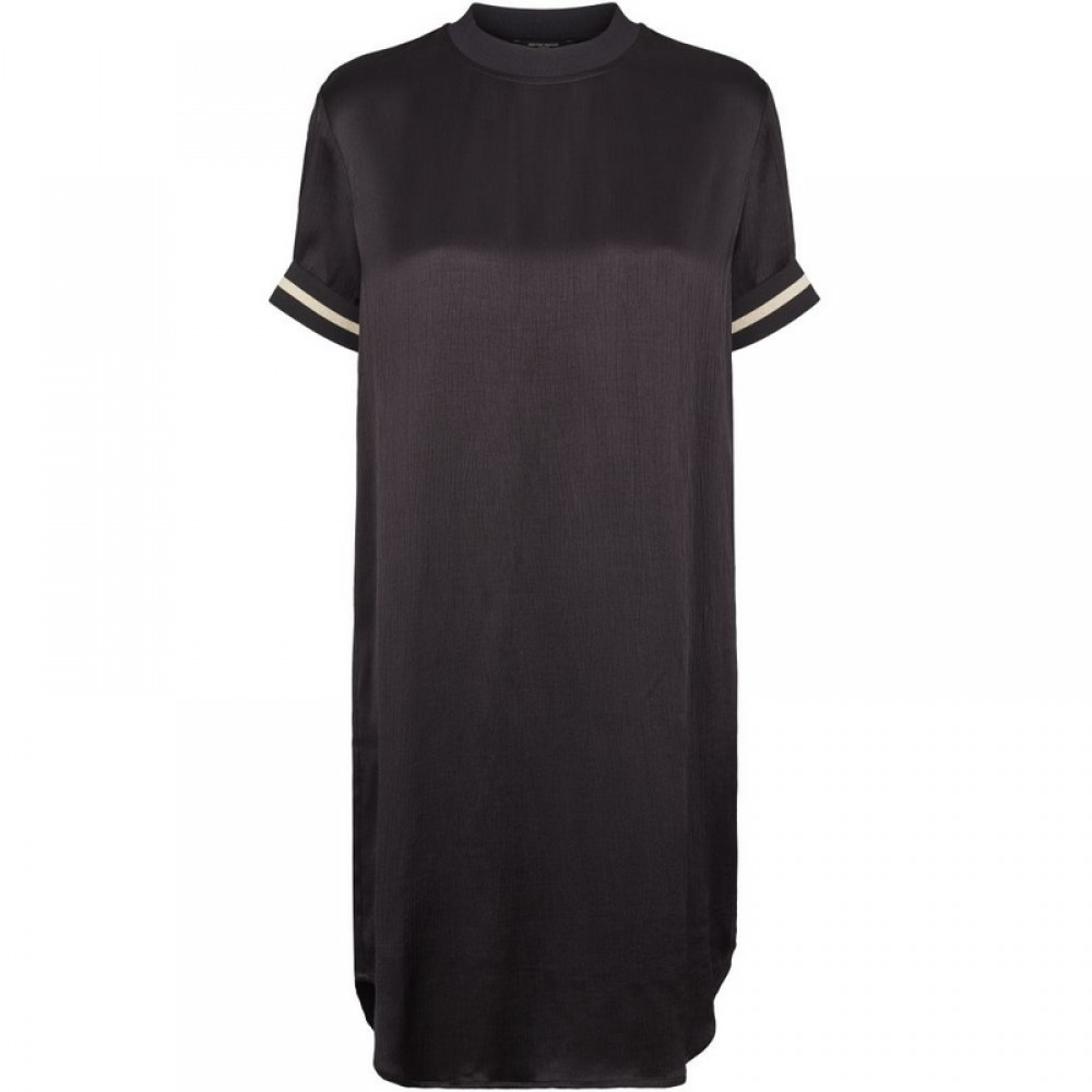 Bruuns Bazaar kjole Cilla Evelyn Dress, Black-33
