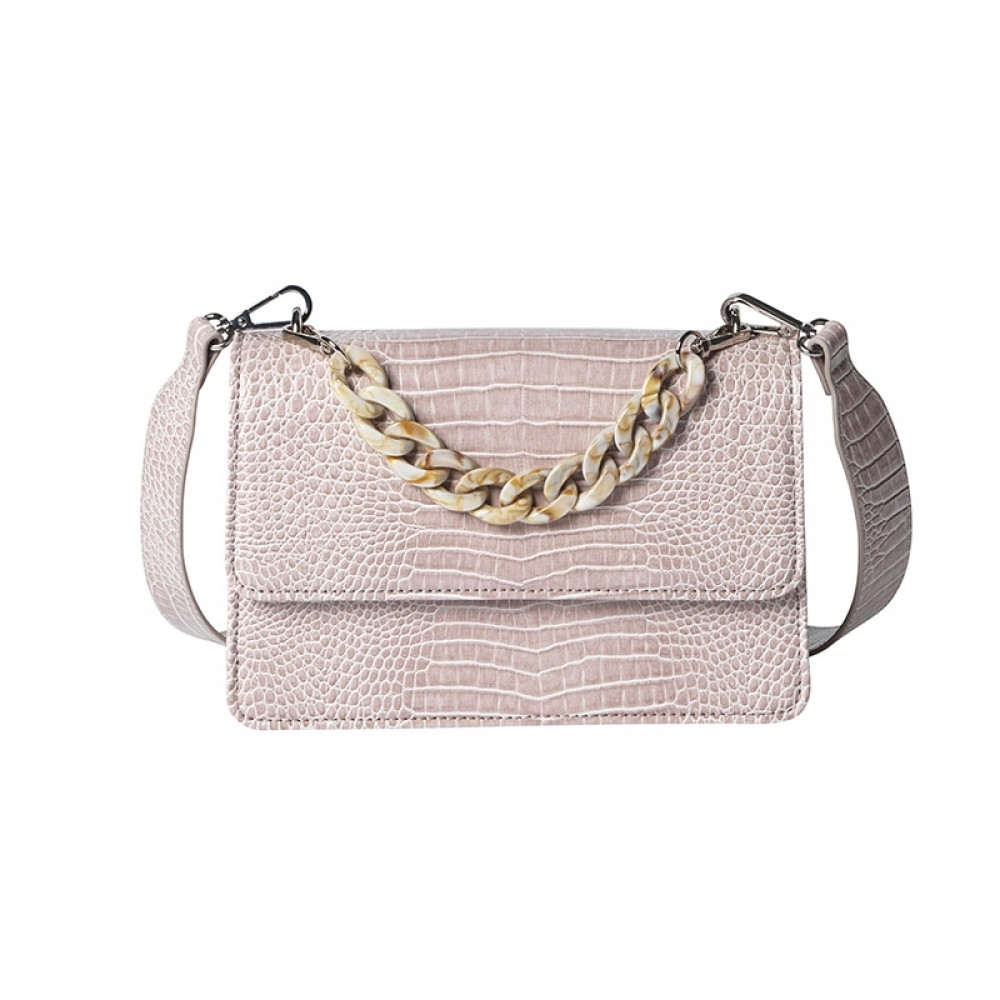 Beck Söndergaard taske - Bright Maya Bag, Light Grey