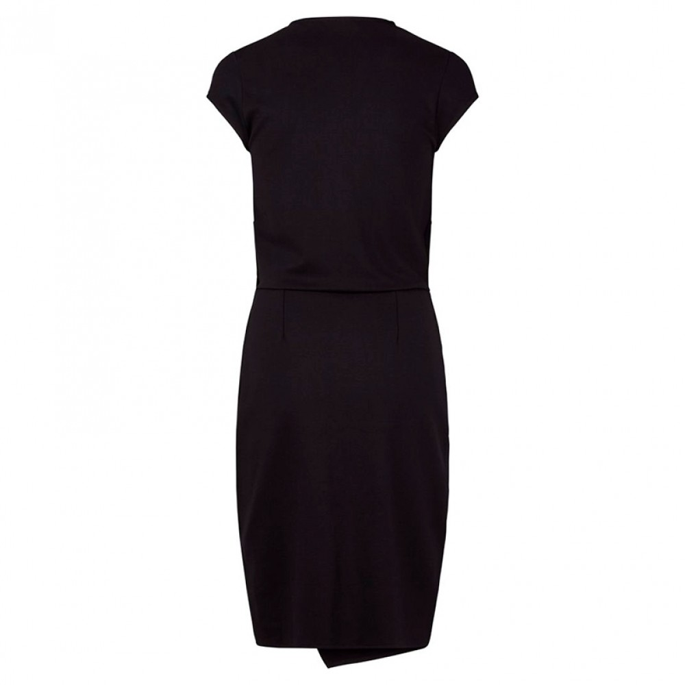 Bruuns Bazaar kjole - Tami Rosie Dress, Black