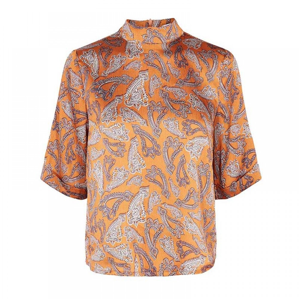 Co'couture blouse - Jodie Blouse, Flame