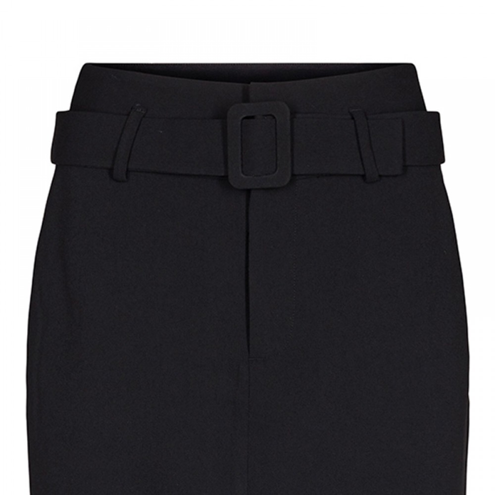 Co'couture nederdel - Aria High Waist Skirt, Black