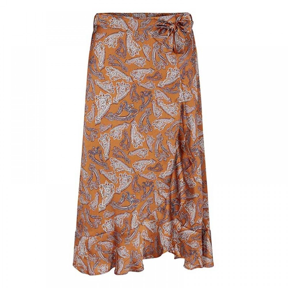 Co'couture nederdel - Jodie Skirt, Flame
