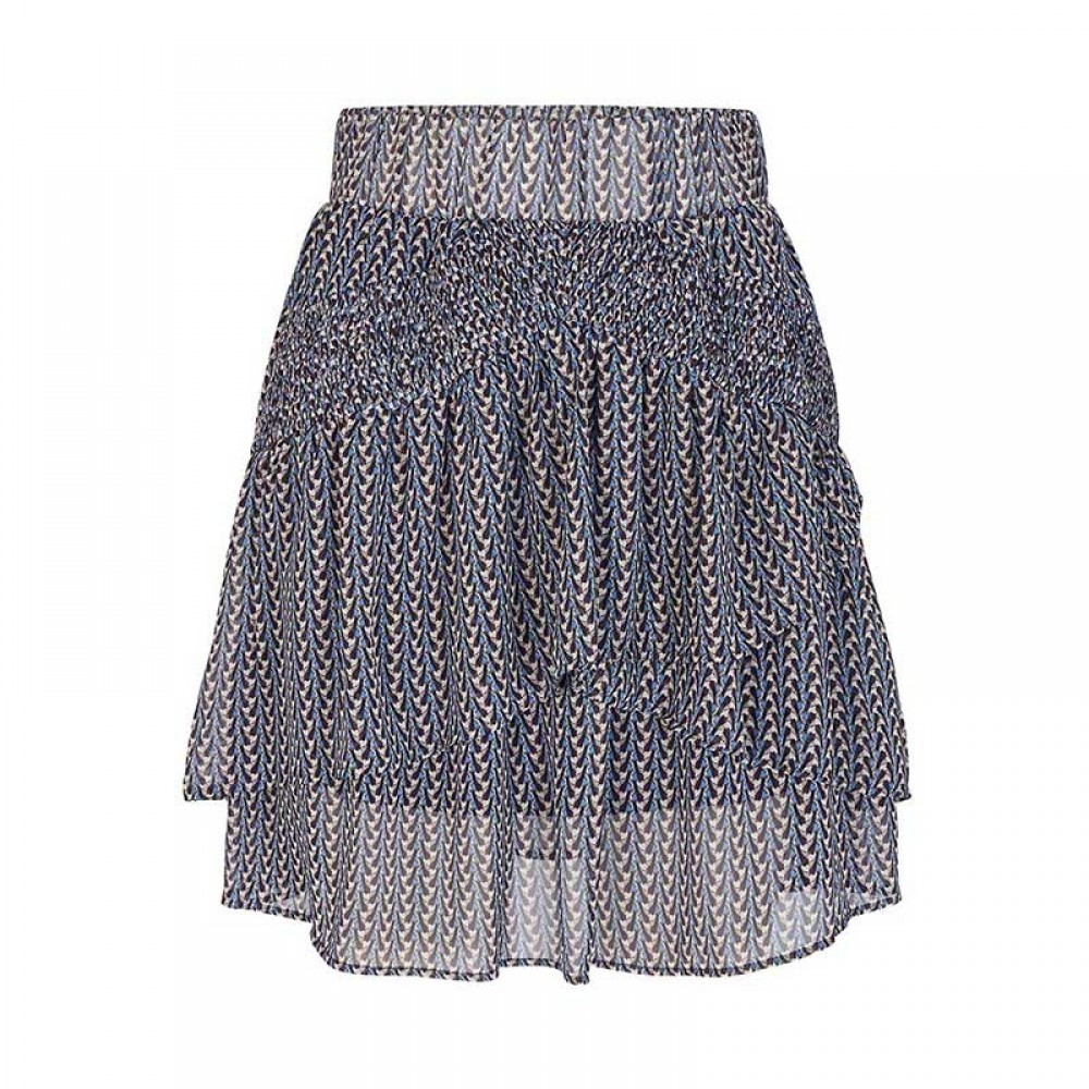 Co'couture nederdel - Amnesia Skirt, New Blue