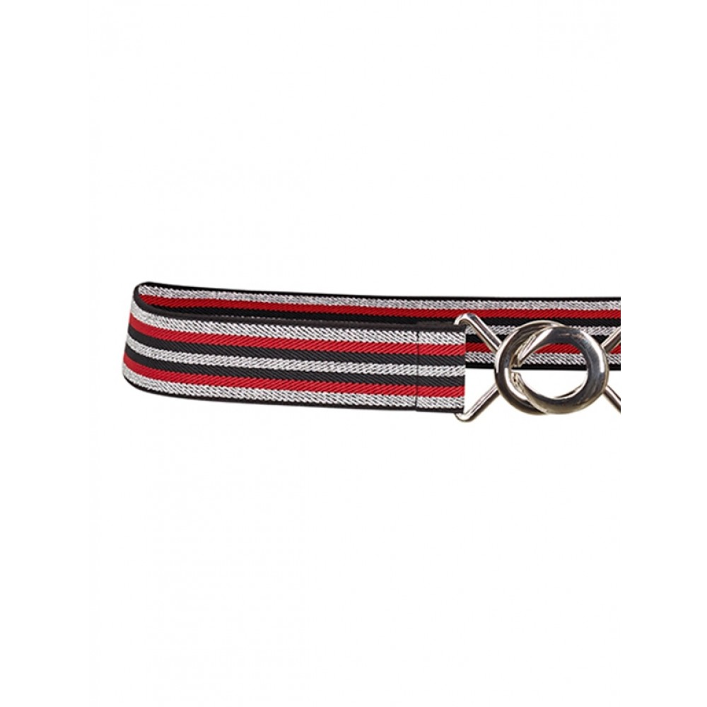 Co'couture bælte - Game Lurex Belt, Rio Red