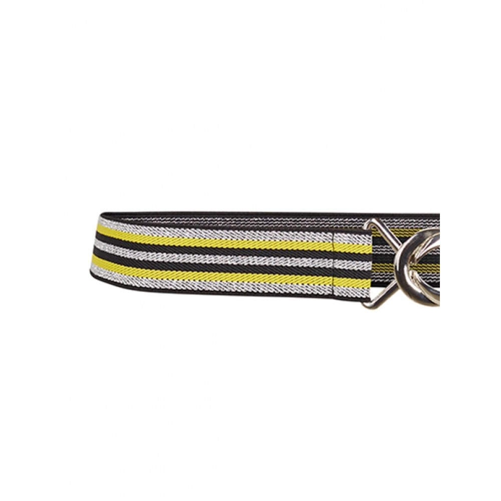 Co'couture bælte - Game Lurex Belt, Yellow