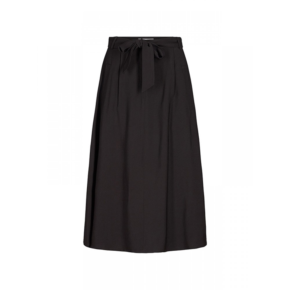Co'couture nederdel - Sanna Skirt, Black