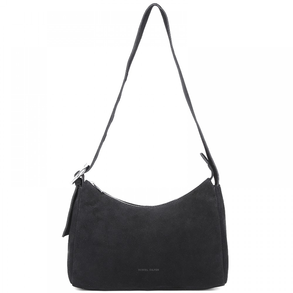 Daniel Silfen taske - Shoulder Bag Ulrikke, Black