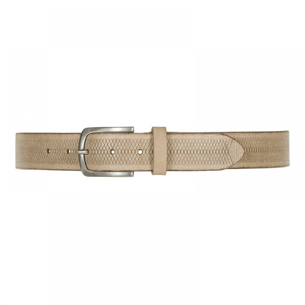 Depeche bælte - Missouri Washed Jeans Belt, Sand