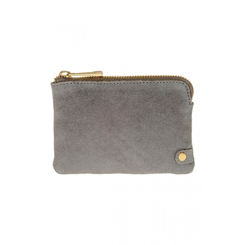 Depeche pung - Purse, Summer Grey