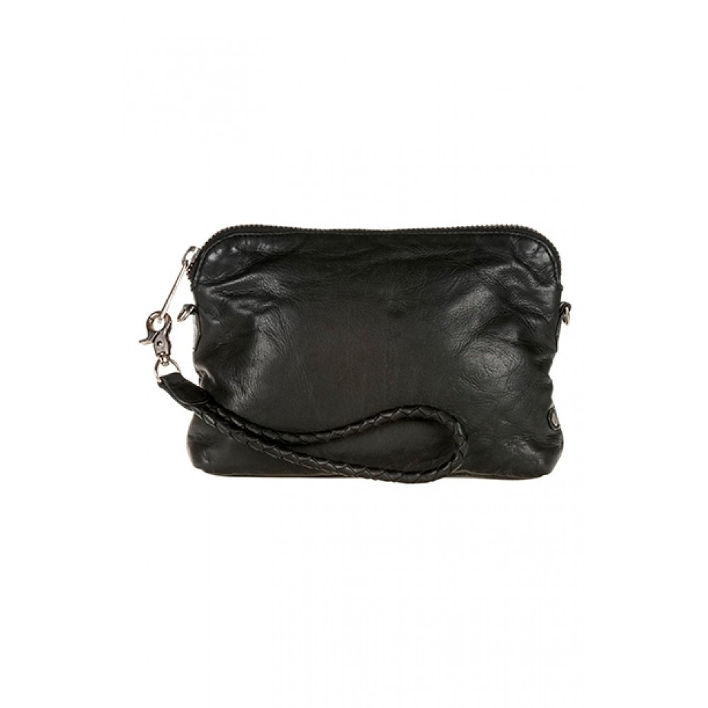 Depeche taske - Small Bag / Clutch, Black