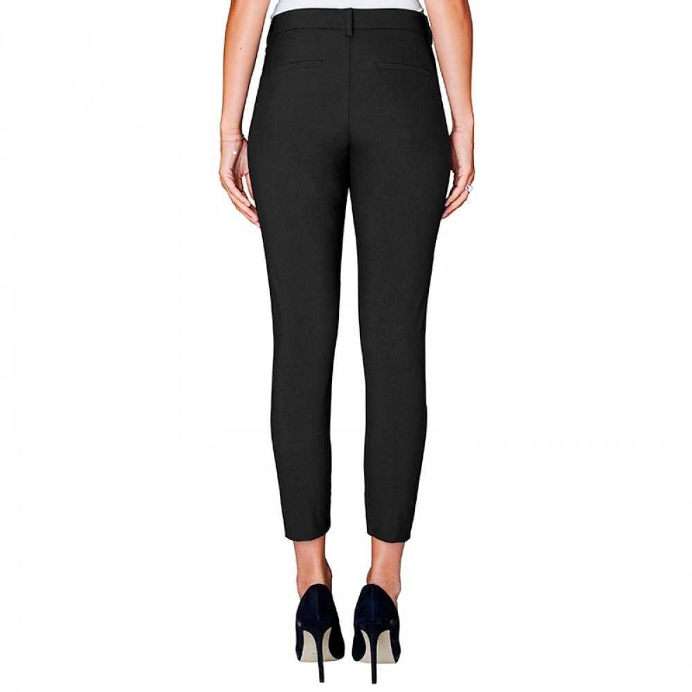 FIVEUNITS bukser - Angelie 285 Split Pants, Black Glow