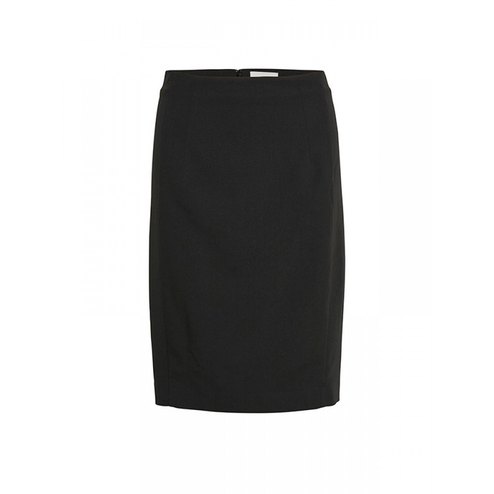 InWear nederdel - Leigh Pencil Skirt, Black