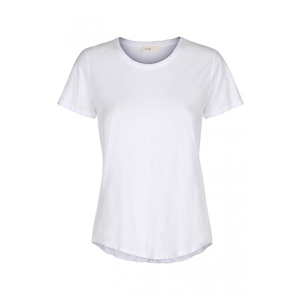 Levete Room bluse - ANY 1 Tee, White