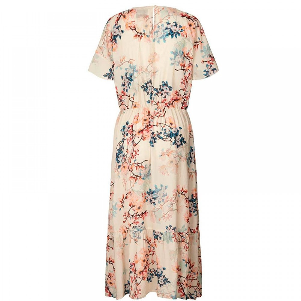Lollys Laundry kjole - Filuca Dress, Flower Print