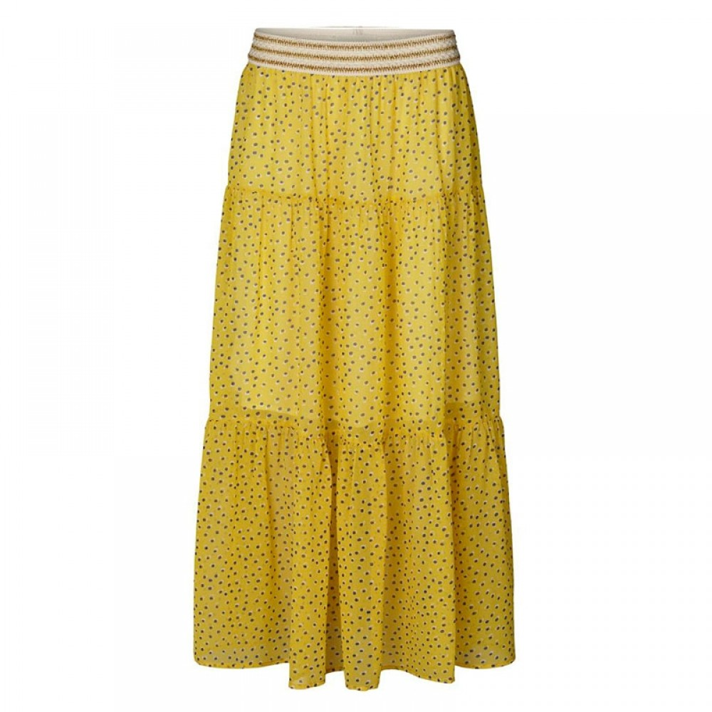 Lollys Laundry nederdel - Bonny Skirt, Yellow