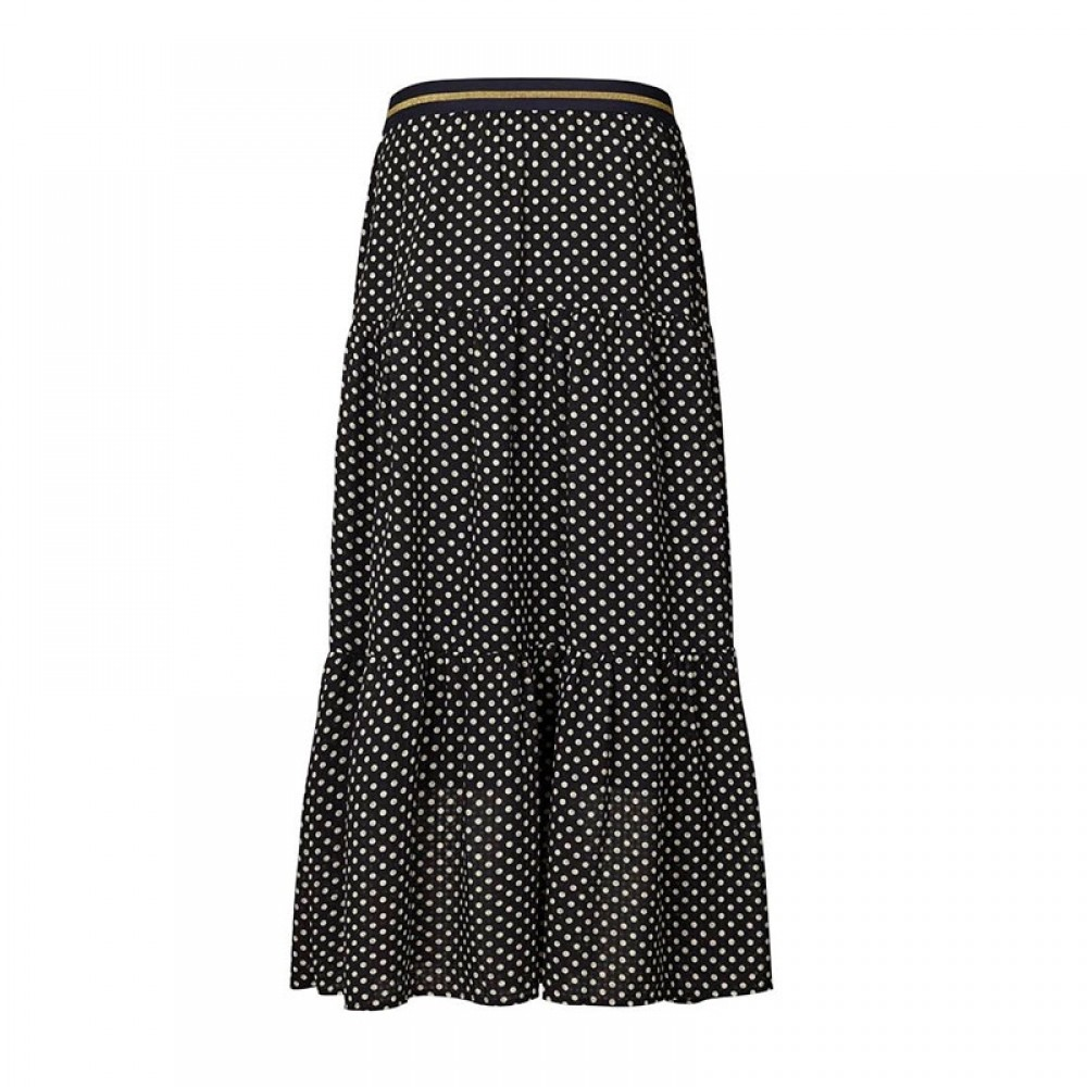Lollys Laundry nederdel - Bonny Skirt, Dot Print