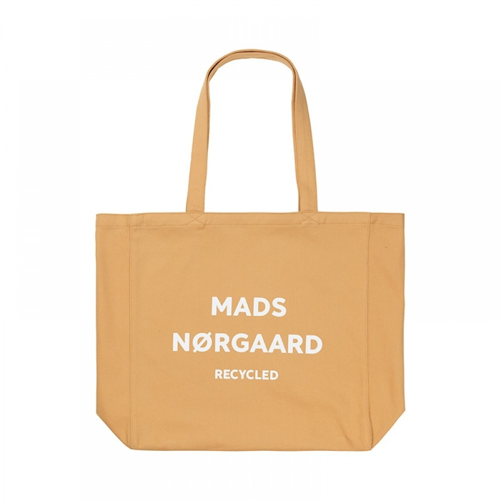 Mads Nørgaard net - Recycled Boutique Athene, Tan White