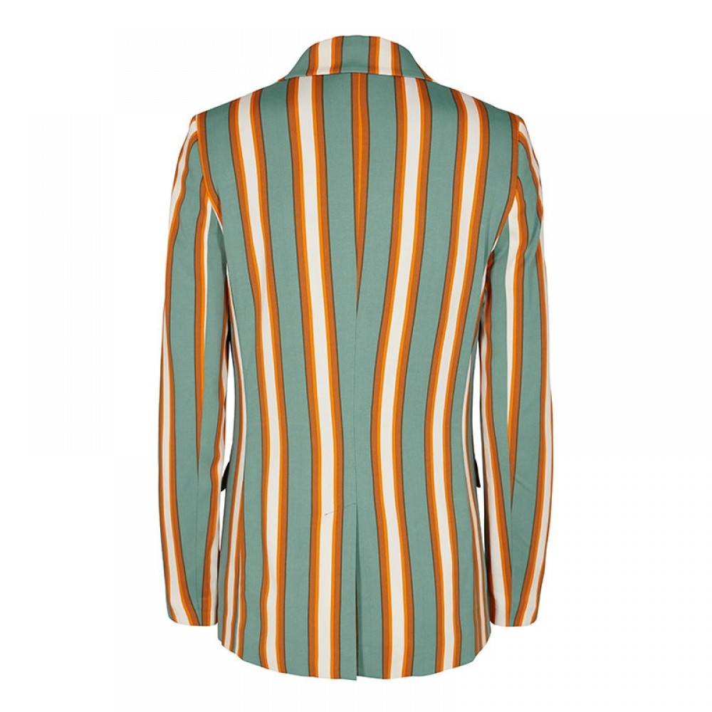 Mos Mosh blazer - Cobb Stripe Blazer, Green Bay Stripe