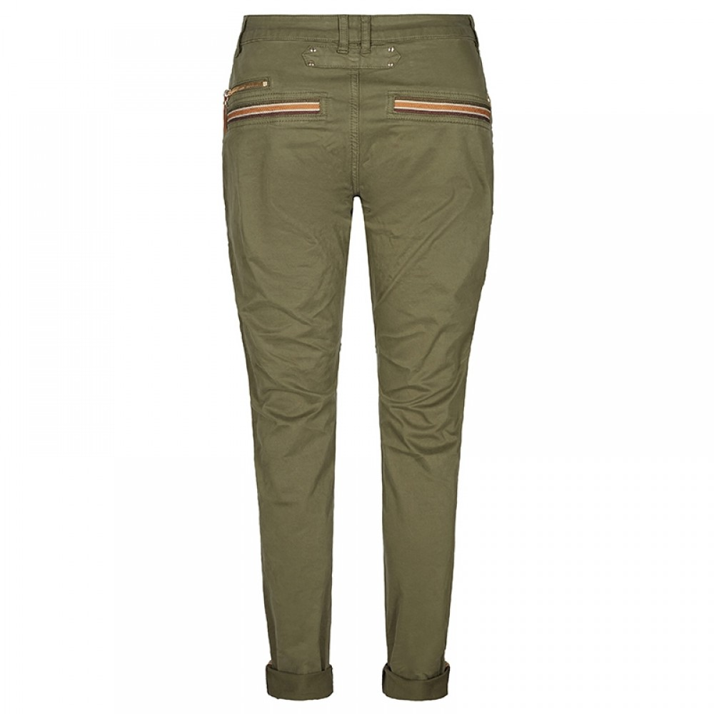 Mos Mosh bukser - Hurley Deco Cargo Pant, Army