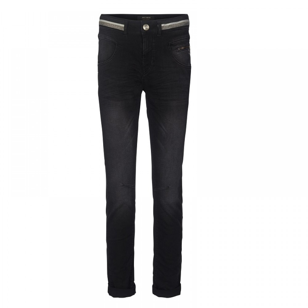 Mos Mosh jeans - Alley Sport, Black