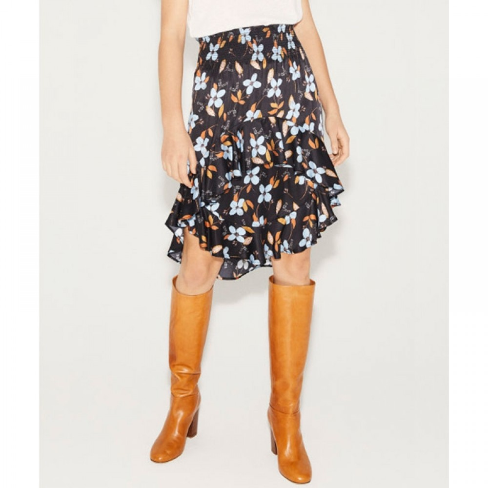 Munthe nederdel - Dartfish Skirt, Black