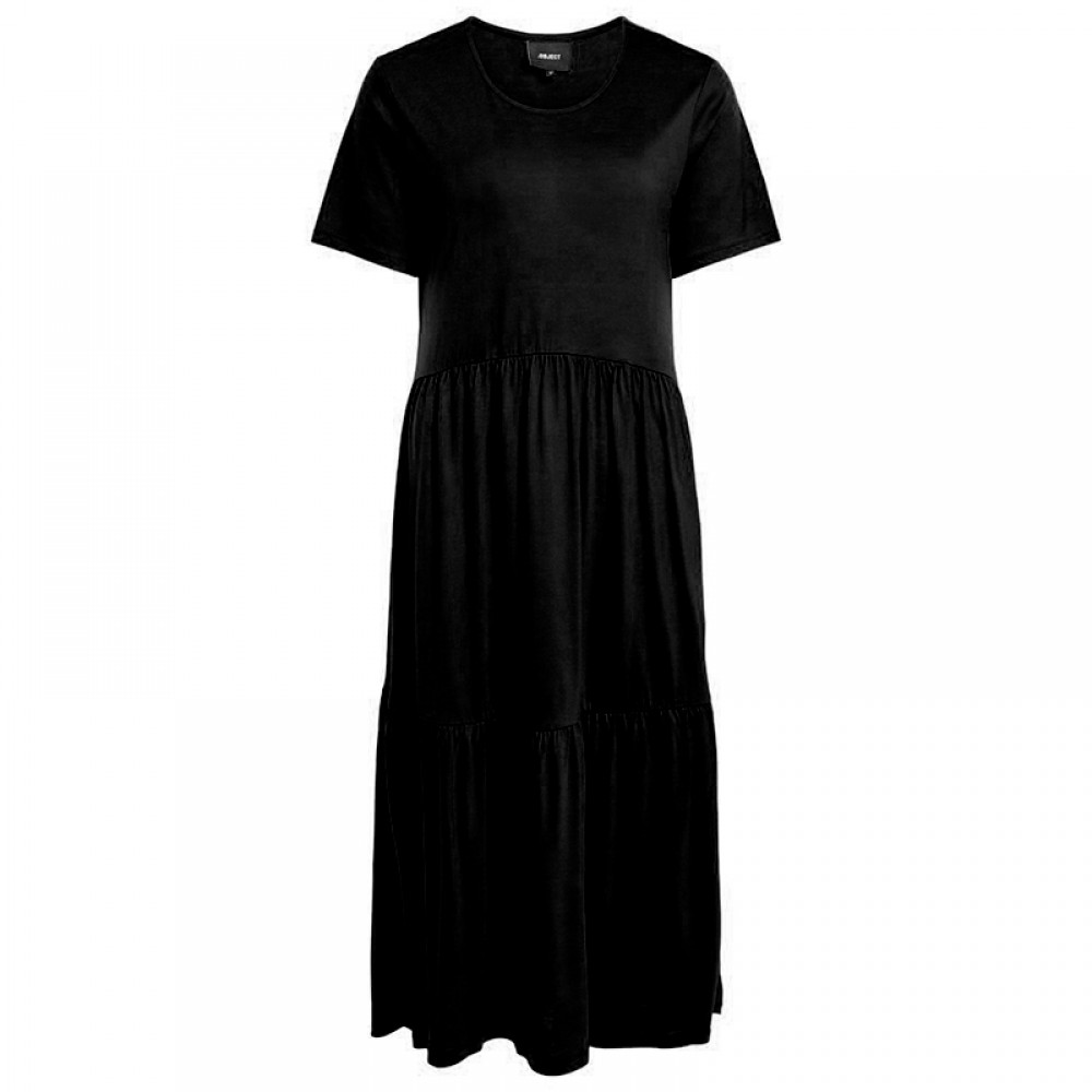 Object kjole - Amour SS Dress, Black