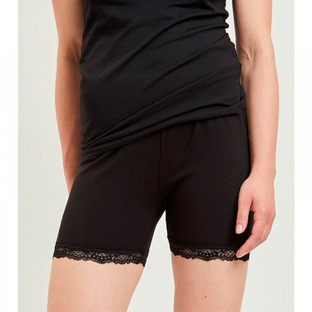 Object shorts - Angie Shorts Rep, Black