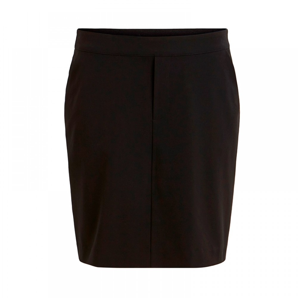 Object nederdel - Cecilie Skirt, Black