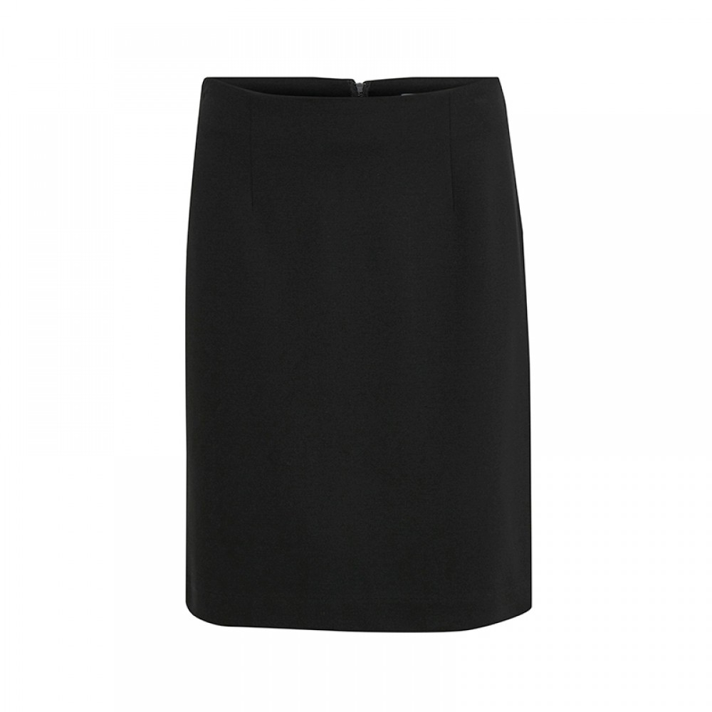 Part Two nederdel - Ursah Skirt, Black