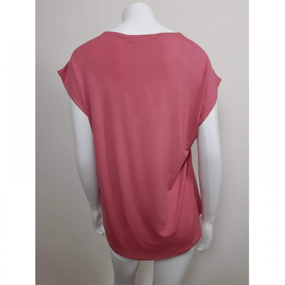 PBO bluse - Wee Top, Chateau Rose