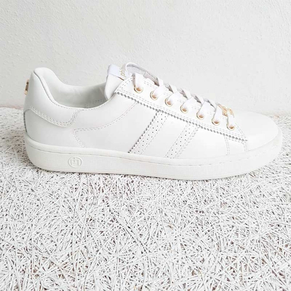 Philip Hog sneakers - Serena Leather, White