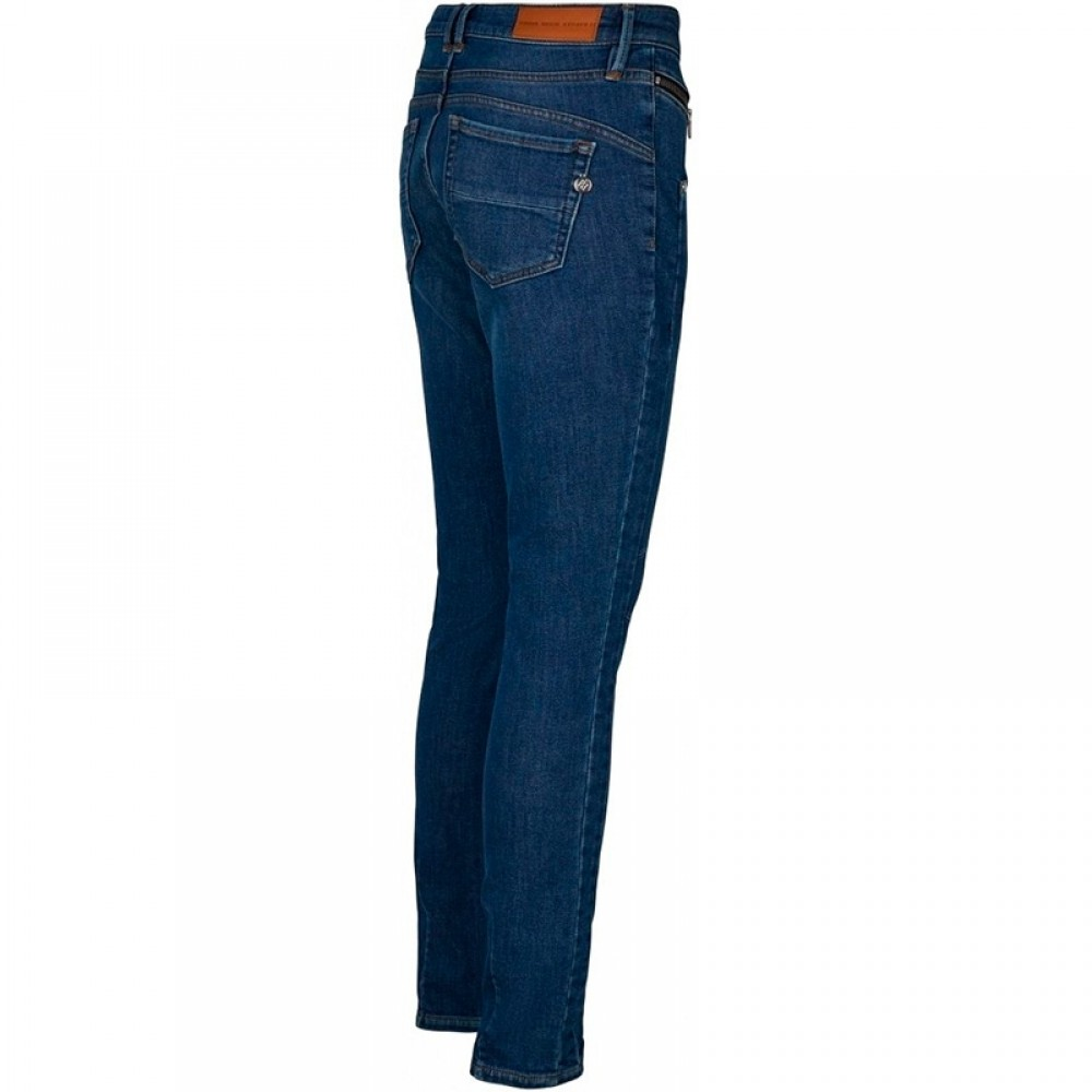 PIESZAK jeans - New Barbara Jog Wash Soho, Denim Blue