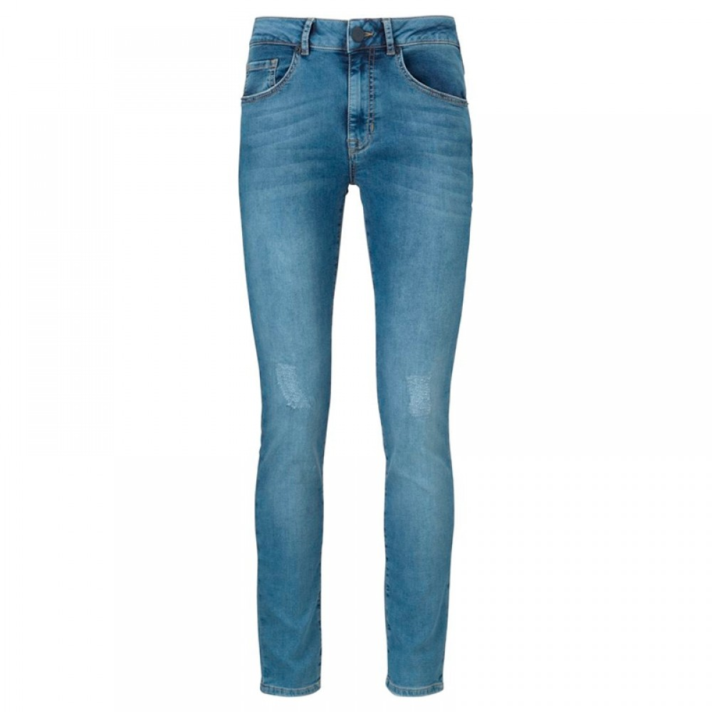 PIESZAK jeans - Diva Girlfriend Jog, Denim Blue