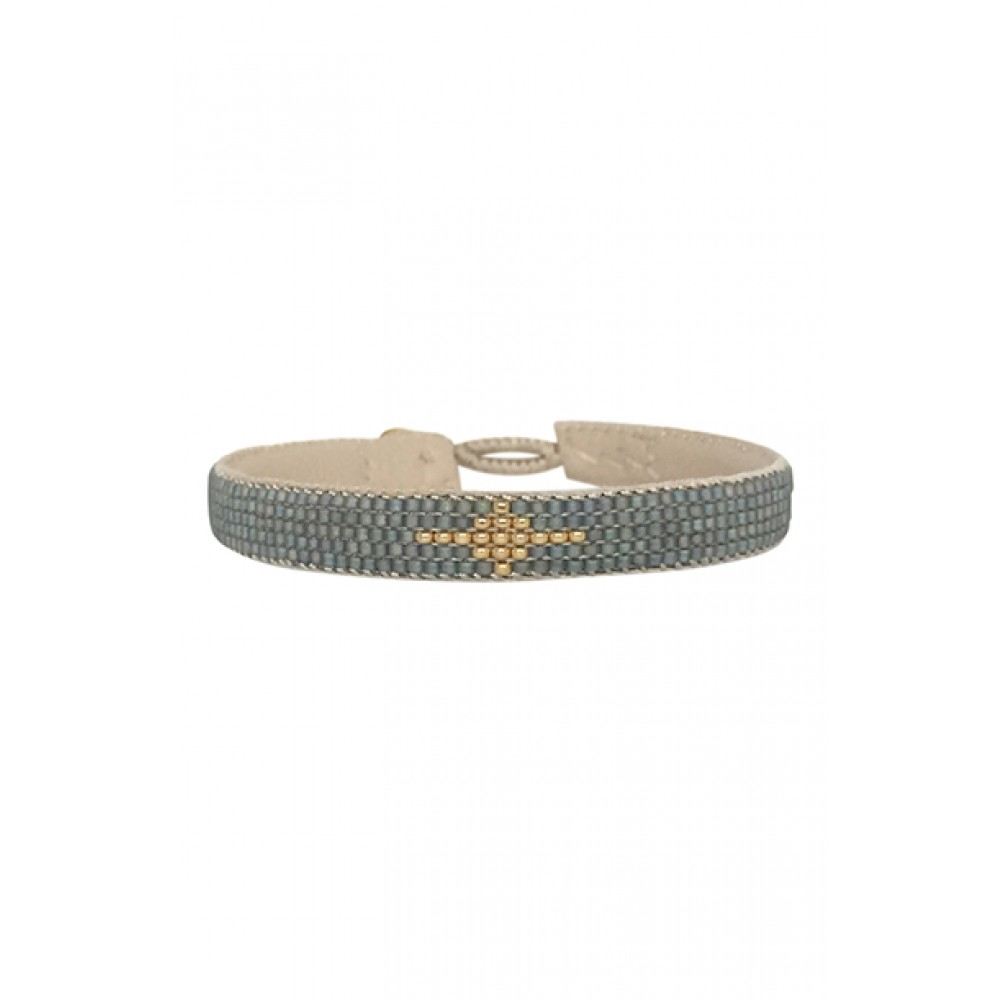 Tembi Jewellery armbånd - DIAMOND CENTRE RMC219, Grey