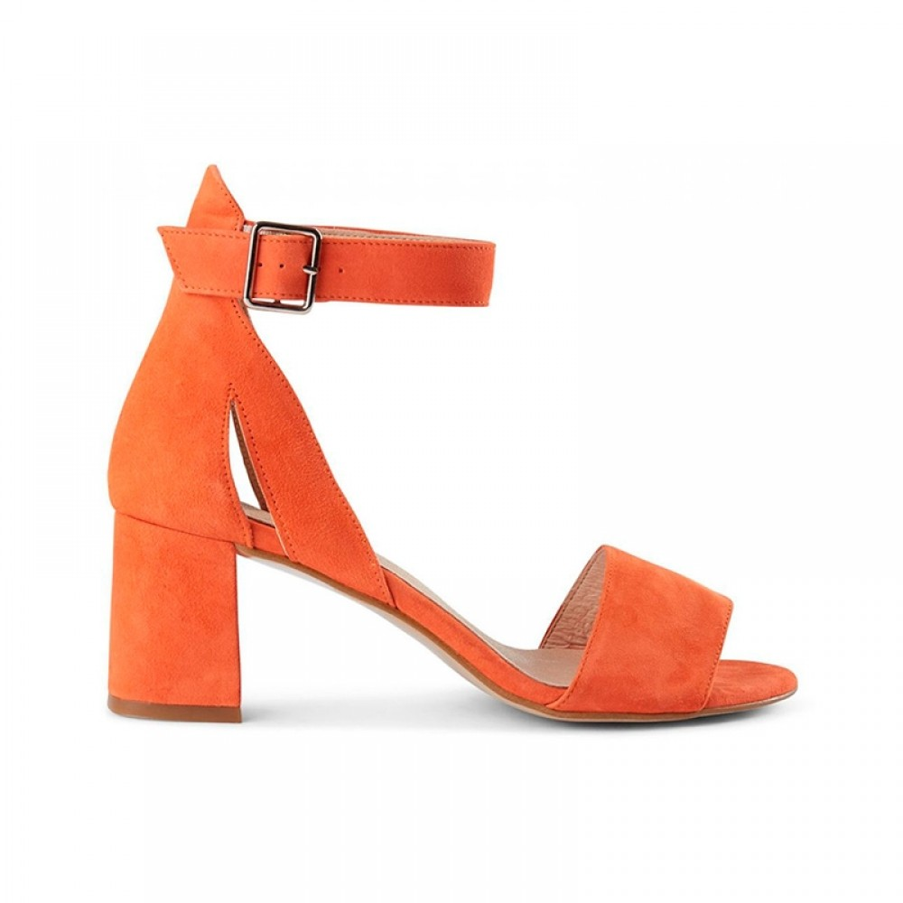Shoe The Bear sandal - MAY, Coral Red