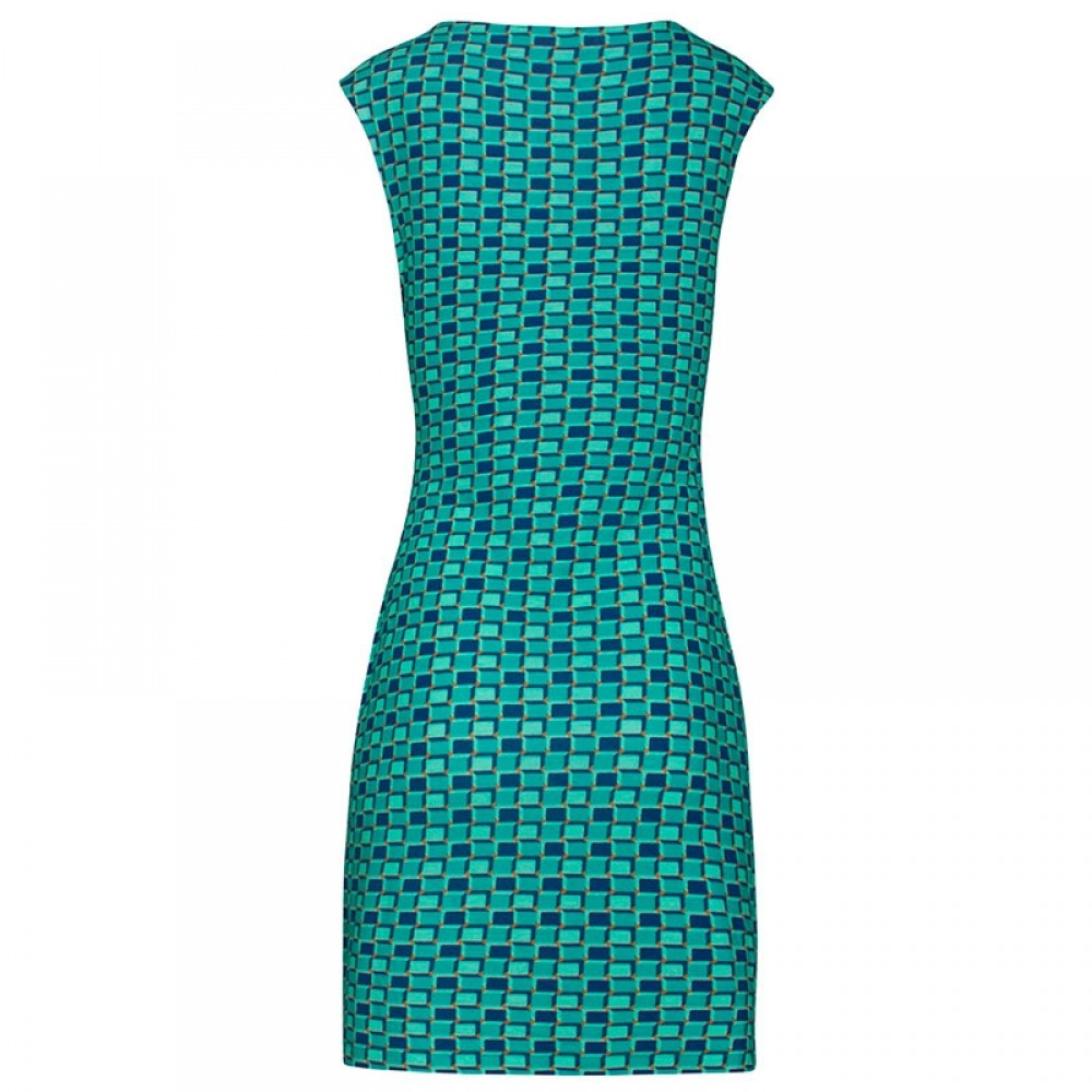 Smashed Lemon kjole - 19258 Dress, Aqua