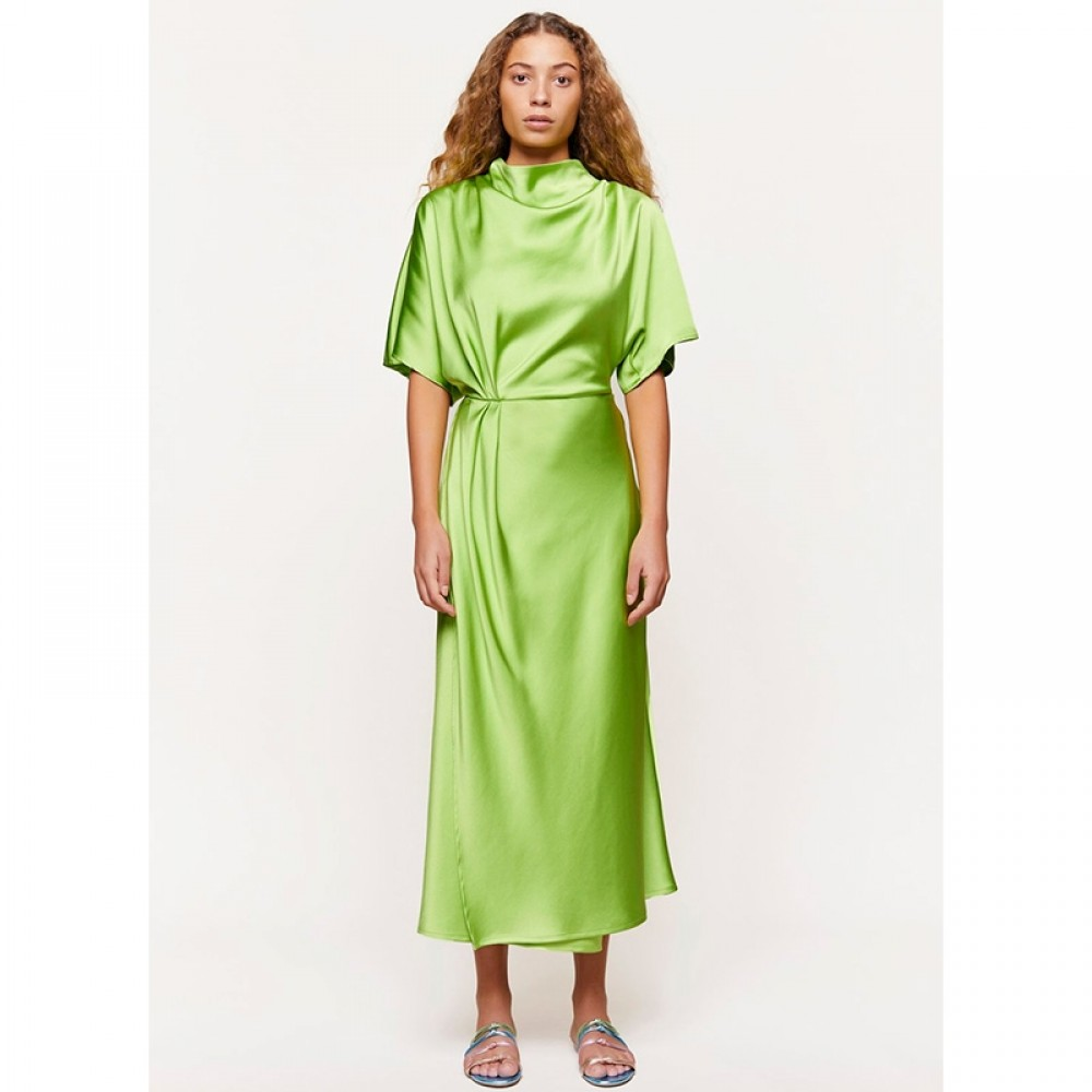 Stine Goya kjole - Rhode Sheen Cady Dress, Sherbet