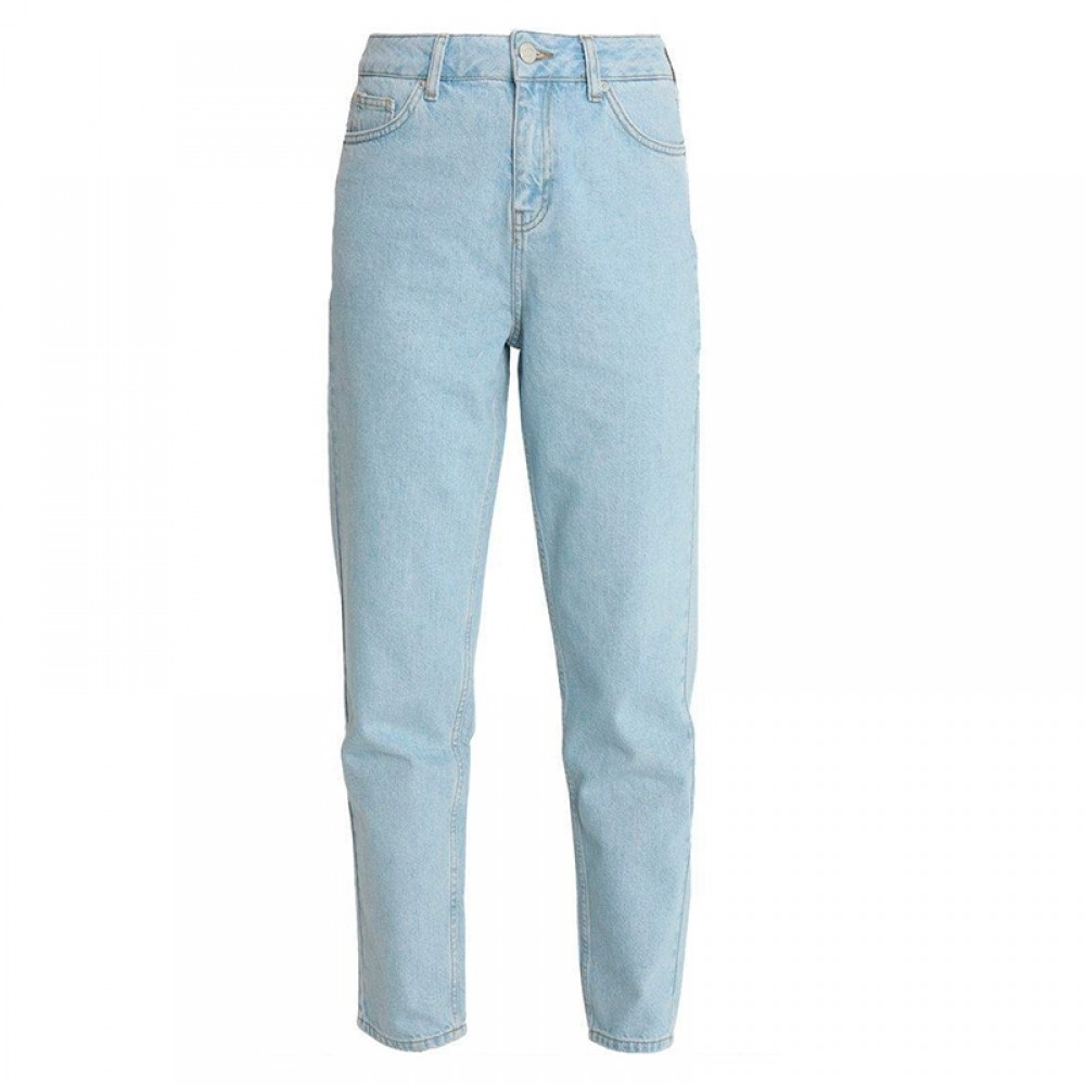 WHY7 jeans - DANA HW Mom Jeans, Light Blue