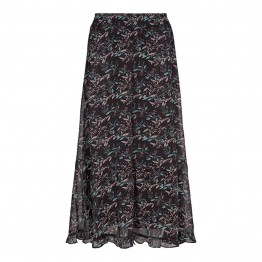 Co'couture nederdel - Emerson Gipsy Skirt, Black