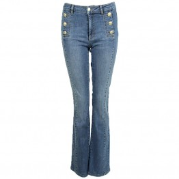 Fine Cph jeans - Robin Pant, Washed Blue