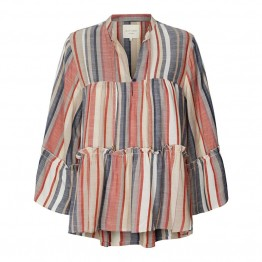 Lollys Laundry bluse - Toga Blouse, Stripe