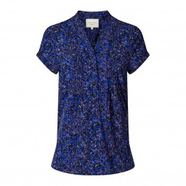 Lollys Laundry bluse - Heather Top, Flower Print
