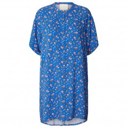 Lollys Laundry bluse - Malou Tunic, Flower Print