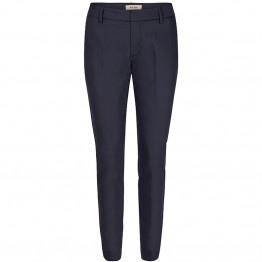Mos Mosh bukser - Abbey Night SUSTAINABLE Pant, Navy