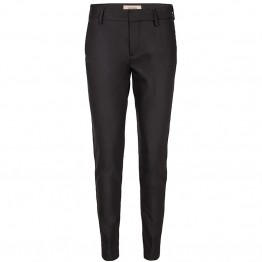 Mos Mosh bukser - Abbey Night SUSTAINABLE Pant, Black