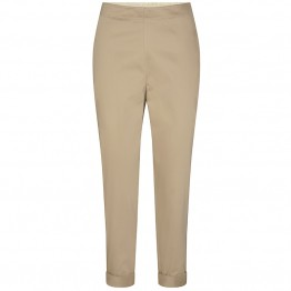 Mos Mosh bukser - Christel Dali Cropped Pant, New Sand