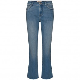 Mos Mosh jeans - Ashley Braid Jeans, Blue