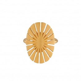 Pernille Corydon ring - Flare Ring, Guld