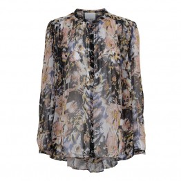 Project AJ117 bluse - Whim Blouse, Multi Flower