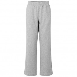 Second Female bukser - Osaka Sweat Pants, Grey Melange
